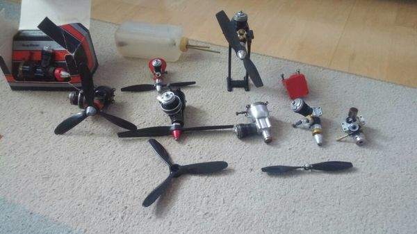 Cox  Nitro airplane engines, drone  for Sale in Port St