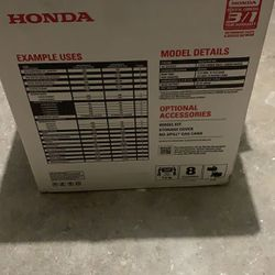 Generator Honda Planta De Luz Thumbnail