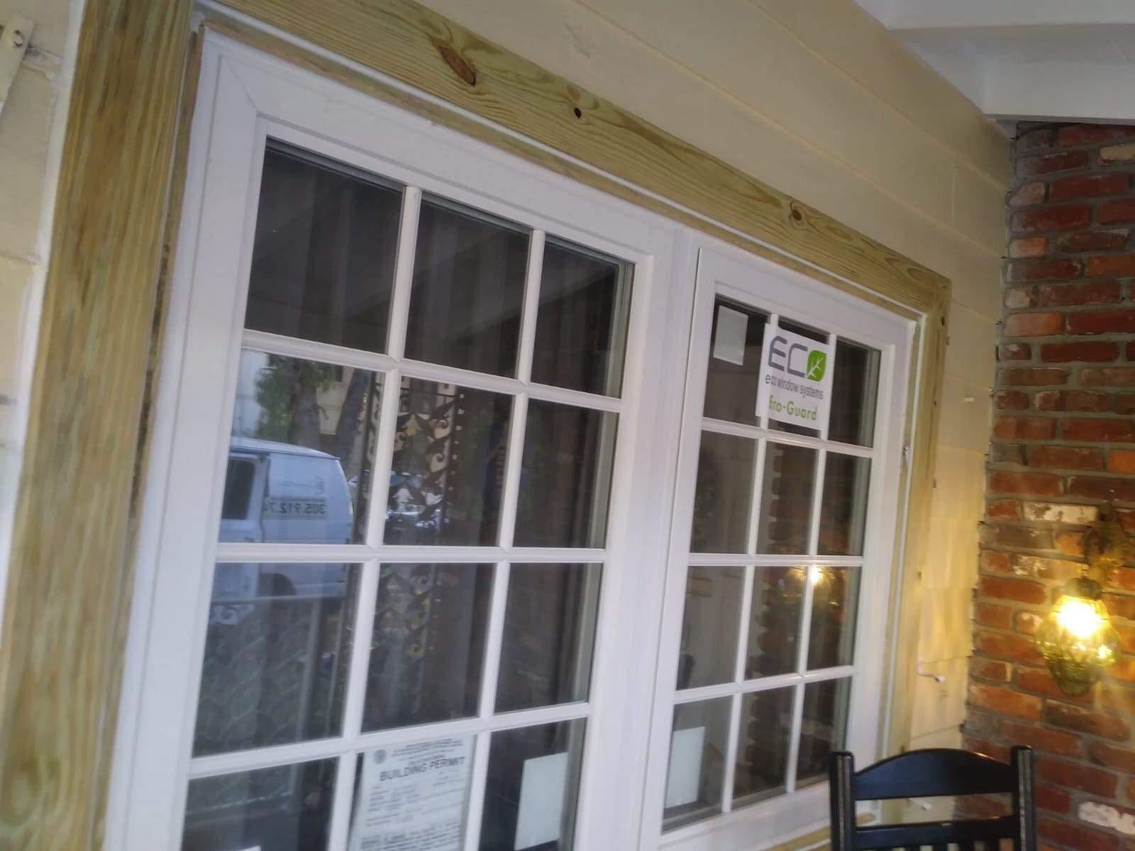 Huracane Impact Windows And Doors