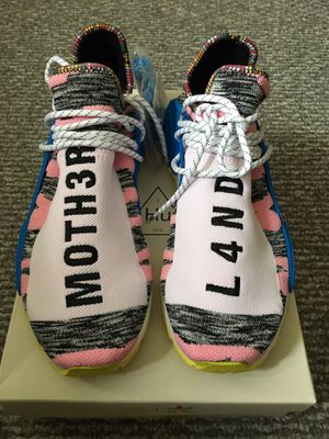 acece7e53d82f Adidas NMD HU Pharrell Solar Pack Mother - Size 12 for Sale in San  Francisco