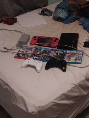 Wiiu for Sale in Las Vegas, NV