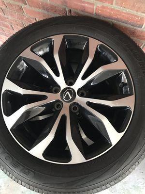18 lexus F-sport wheels for Sale in Hyattsville, MD