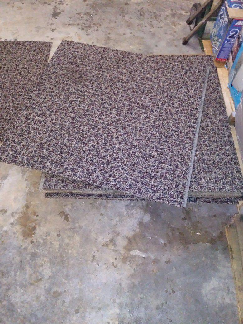 Carpet Squares 3' X 3'