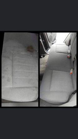 Auto interior detail Thumbnail