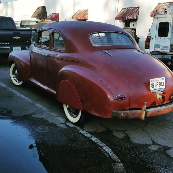 1941 chevy business coupe for Sale in Rosemead, CA - OfferUp