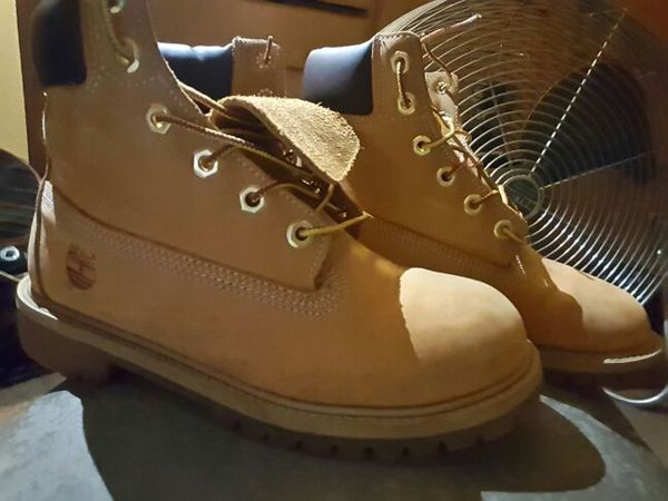 ba49528b282 Size 5.5 men's timberland boots. Like new. Only worn a few times. Still for  sale. Give your best offer. for Sale in Moreno Valley, CA - OfferUp