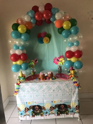 New And Used Party Decorations For Sale In Boca Raton Fl