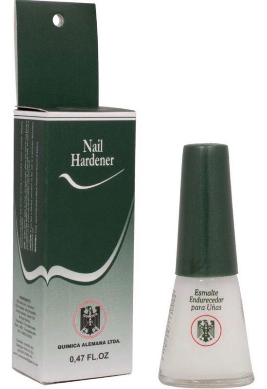 Química Alemana, esmalte endurecedor para uñas. (Beauty & Health) in ...