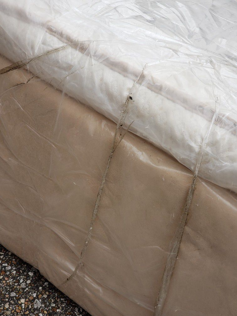 Twin Tempur Pedic Together They Make A King With Box Spring Free Delivery