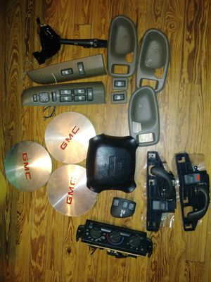 GMC Blazer Parts for Sale in Easley, SC