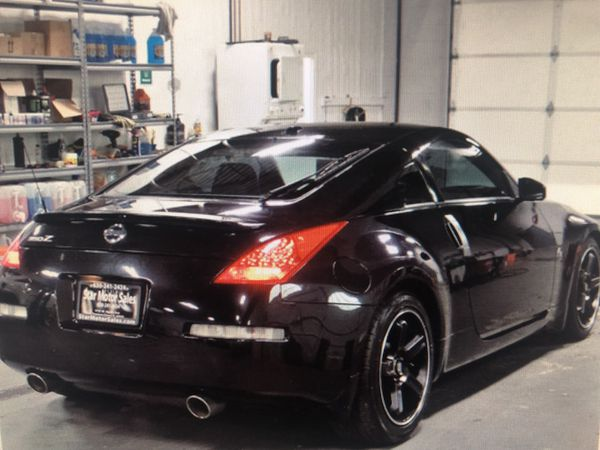 2008 Nissan 350z Touring 65 679 Miles For Sale In Downers