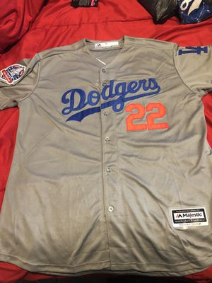 acf3a7871 Dodgers kershaw jersey 2018  all colors available for Sale in Lynwood
