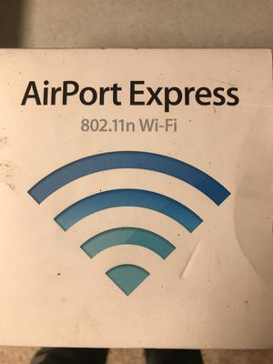 Airport Express A1264 for Sale in Laveen Village, AZ