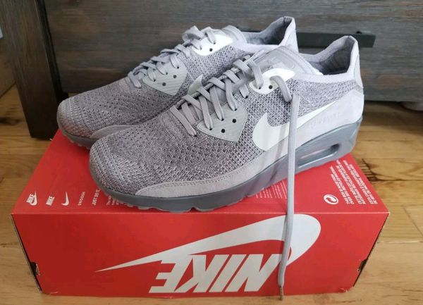 quality design 0f5b8 29e1c NIKE AIR MAX 90 ULTRA 2.0 FLYKNIT ATMOSPHERE GREY [875943-007] MEN'S SZ 10  for Sale in Lancaster, PA - OfferUp
