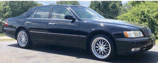 2001 Infiniti Q45 Sedan For Sale In Nashville Tn Offerup