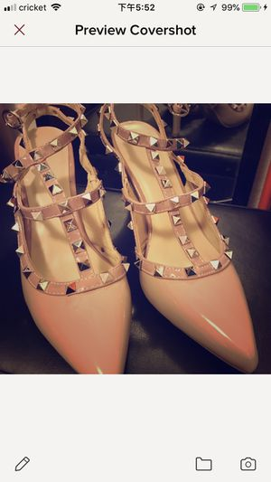 c6b8792cea1 Max SAME Style as Valentino Shoes 38 for Sale in San Bruno