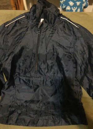 Size 8 gently used rain shirt for Sale in Annandale, VA