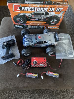 Photo RC ready to run everything you need Just use a couple of times and put up