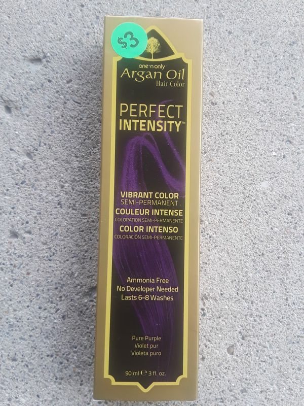 One N Only Perfect Intensity Purple Hair Dye For Sale In Taylor Mi