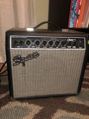 Squier Electric Guitar Amplifier for Sale in Apopka, FL