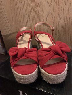 High wedge shoe Thumbnail