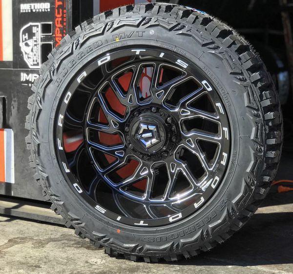 Nissan Titan Rims And Tires For Sale In Phoenix, AZ