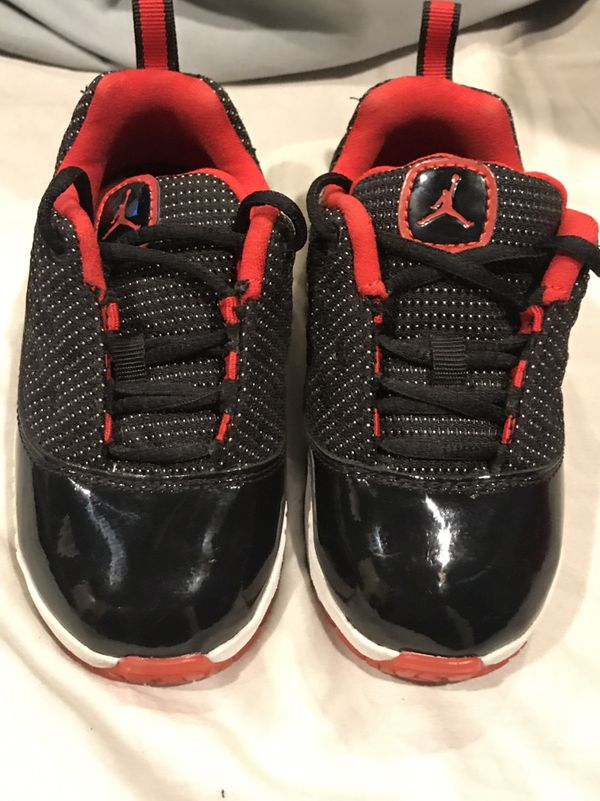 d8826c29d051ab Toddler Retro Air Jordan bred CMFT Kids Toddler Size 7c XI XIII 11 13 low