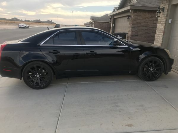 08 Cadillac Cts 20 Inch Rims For Sale In Midland Tx Offerup