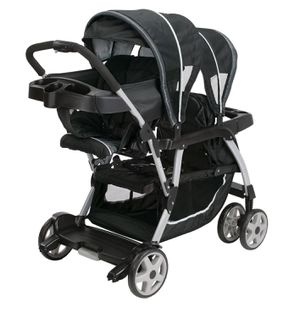 Grago ready to grow double stroller $130 for Sale in Lincolnia, VA
