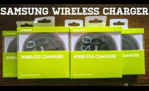 Samsung Wireless Charger (New) for Sale in Alexandria, VA
