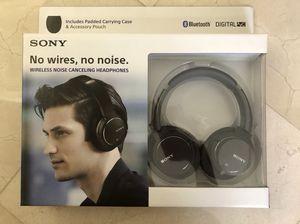 9edb10162e5 Sony wireless noise canceling headphones Bluetooth for Sale in Arcadia, CA