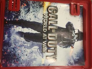 Call of Duty World at War for Sale in Bellwood, IL