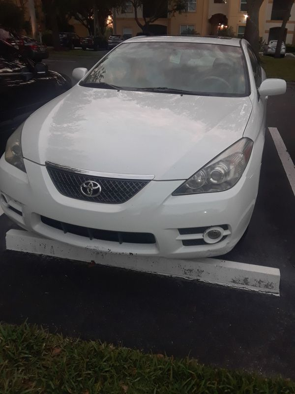 2007 toyota solara s l e for sale in miromar lakes fl offerup. Black Bedroom Furniture Sets. Home Design Ideas