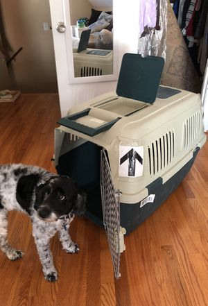 Large dog crate for Sale in Potomac, MD