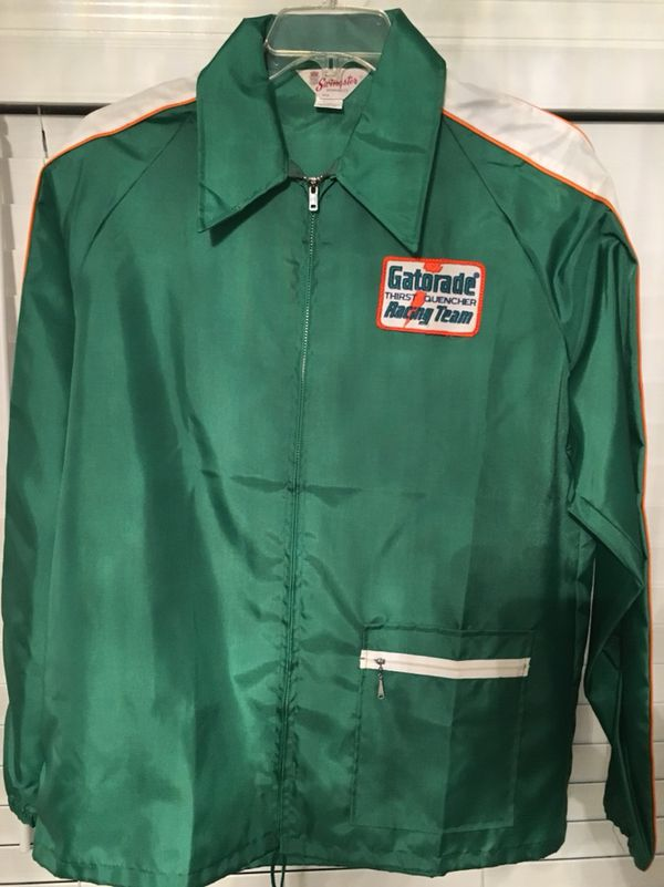 85c109f187752e VINTAGE GATORADE RACING JACKET NEW for Sale in Riverside
