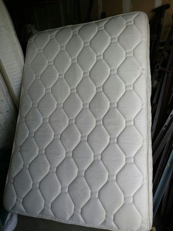 Full Posturepedic Preferred Series Benjamin Cushion Firm