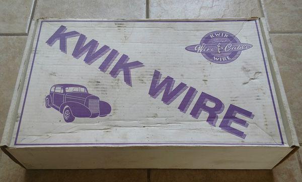 Kwik Wire Harness | Kwik Wire 14 Circuit Automotive Wiring Harness For Sale In Phoenix