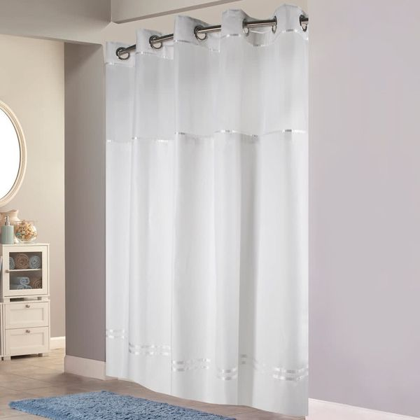 Hookless Brand Shower Curtains New