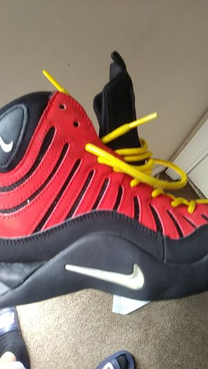 Air Bakins size 5 condition 10 out of 10 for Sale in Gaithersburg, MD