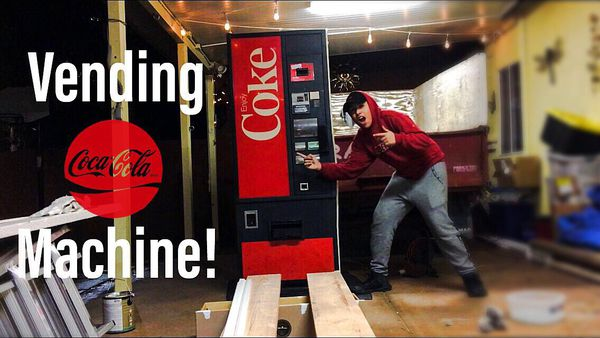 Coca Cola vending machine for Sale in Tracy, CA - OfferUp