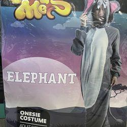 Elephant Onesie Costume Thumbnail