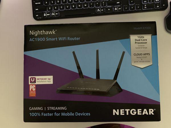 NETGEAR Nighthawk R7000 wireless router  for Sale in Houston, TX - OfferUp