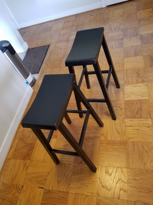 2-pc counter stool set for Sale in Falls Church, VA