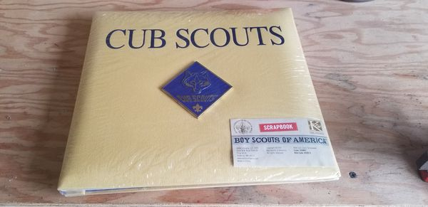 Cub Scout Scrapbook For Sale In Marysville Wa Offerup