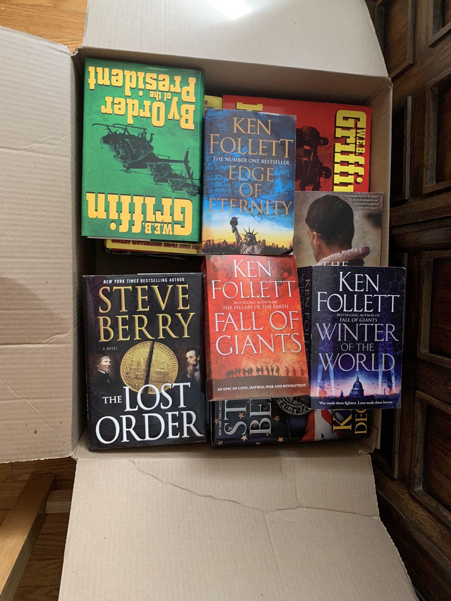 Big Box Of Books