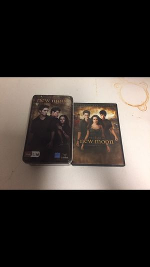 Twilight New Moon Movie & Card Game for Sale in Ocoee, FL