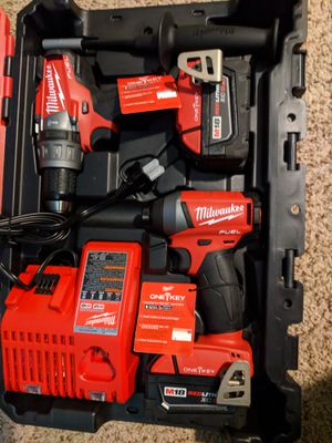 Milwaukee ONE KEY drill set for Sale in Darnestown, MD