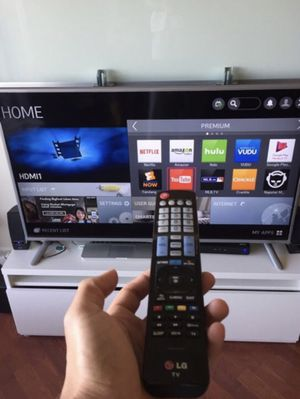 LG Smart TV '50 inch barley used for Sale in Vienna, VA