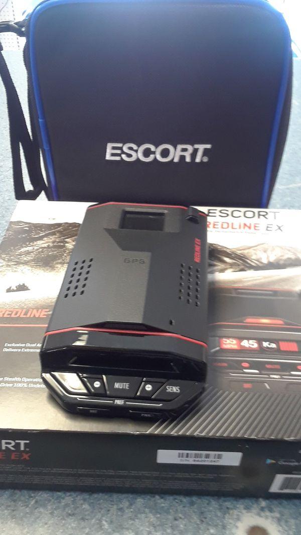 Escort RedLine EX radar detector for Sale in Arlington, TX - OfferUp