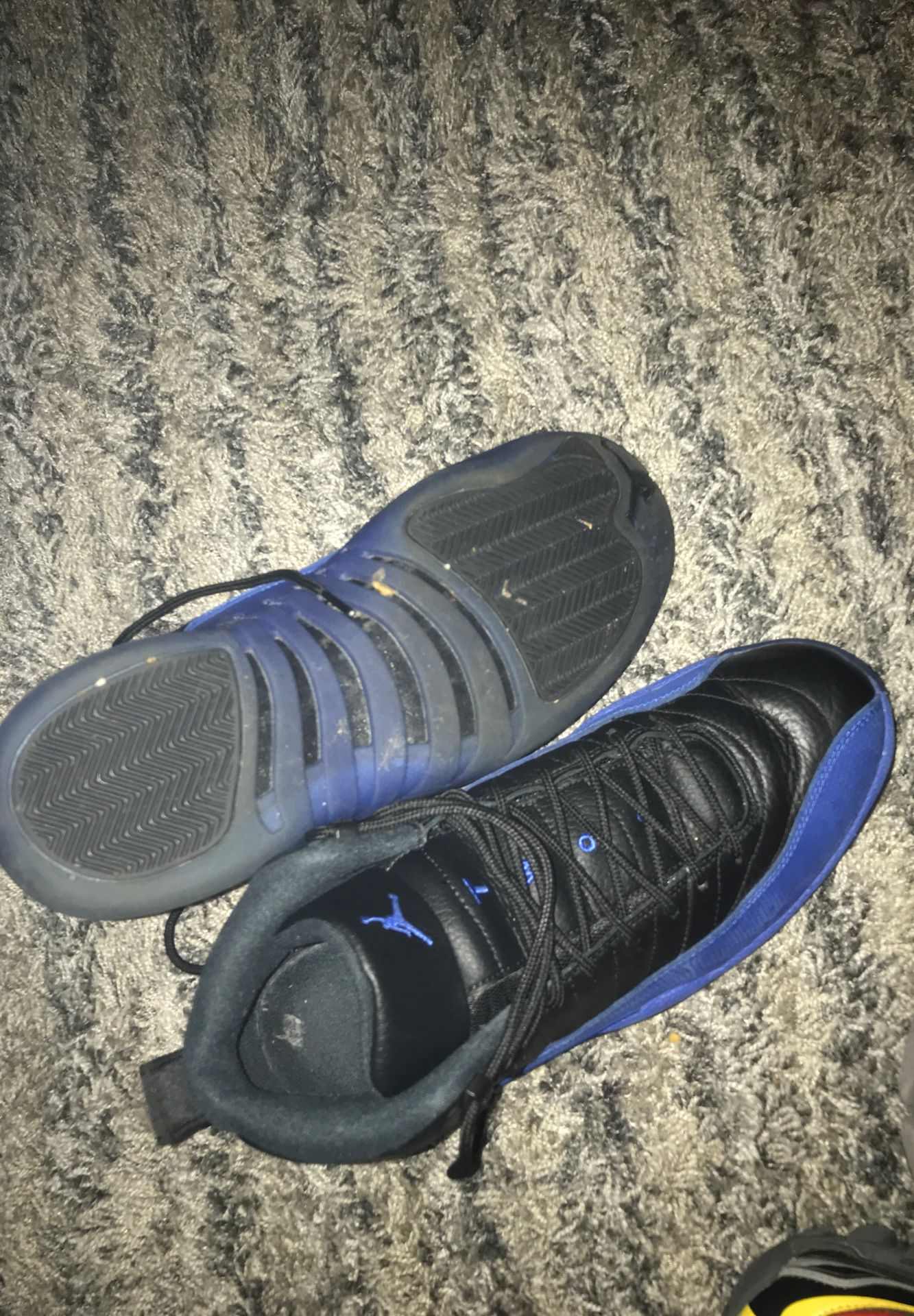 Blue & Black Jordan 23